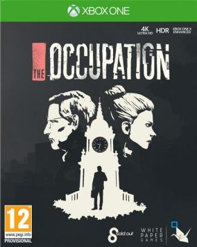 Copertina del gioco The Occupation per Xbox One