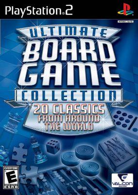 Copertina del gioco Ultimate Board Game Collection per PlayStation 2