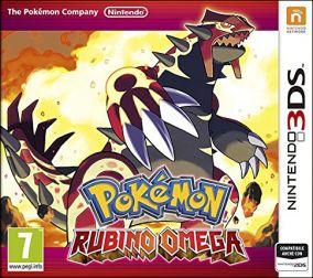 Immagine della copertina del gioco Pokemon Rubino Omega per Nintendo 3DS