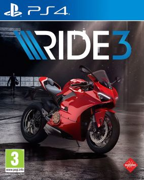 Copertina del gioco Ride 3 per PlayStation 4