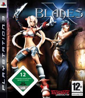 Immagine della copertina del gioco X-Blades per PlayStation 3