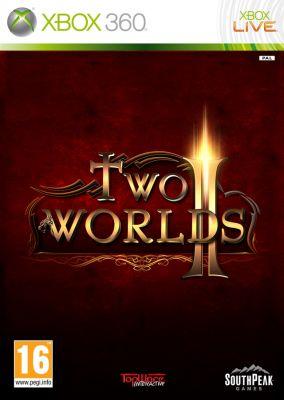 Copertina del gioco Two Worlds II per Xbox 360