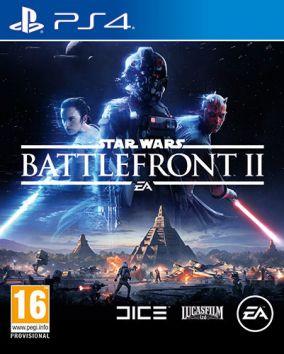 Immagine della copertina del gioco Star Wars: Battlefront II per Playstation 4