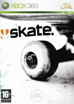 Copertina del gioco Skate per Xbox 360