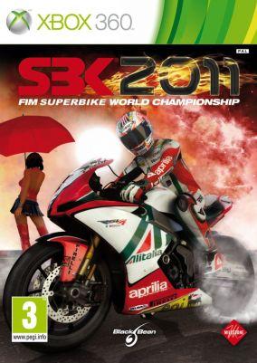 Copertina del gioco SBK 2011: Superbike World Championship per Xbox 360