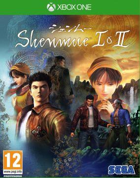 Immagine della copertina del gioco Shenmue I e II per Xbox One