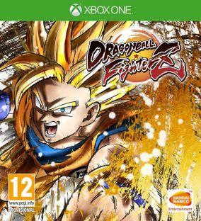 Immagine della copertina del gioco Dragon Ball FighterZ per Xbox One