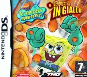 Immagine della copertina del gioco SpongeBob Squarepants: il Vendicatore in Giallo per Nintendo DS