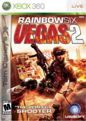 Copertina del gioco Tom Clancy's Rainbow Six: Vegas 2 per Xbox 360