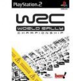 Immagine della copertina del gioco World Rally Championship 2001 per PlayStation 2