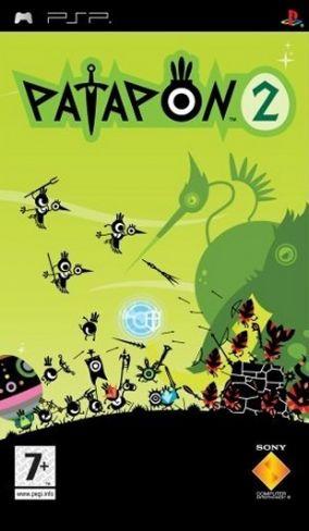 Immagine della copertina del gioco Patapon 2 per PlayStation PSP