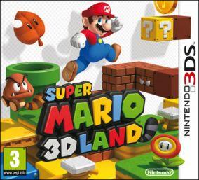 Immagine della copertina del gioco Super Mario 3D Land per Nintendo 3DS