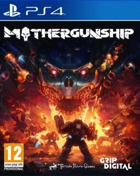 Immagine della copertina del gioco MOTHERGUNSHIP per PlayStation 4