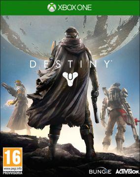 Immagine della copertina del gioco Destiny per Xbox One