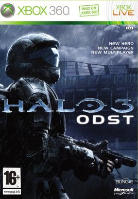 Immagine della copertina del gioco Halo 3: ODST per Xbox 360
