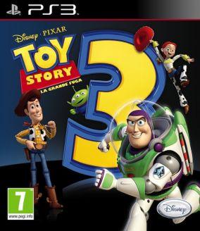 Immagine della copertina del gioco Toy Story 3 per PlayStation 3