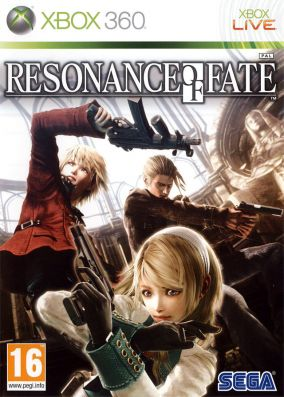 Copertina del gioco Resonance of Fate per Xbox 360