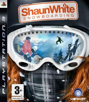 Immagine della copertina del gioco Shaun White Snowboarding per PlayStation 3