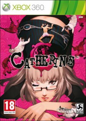 Immagine della copertina del gioco Catherine per Xbox 360