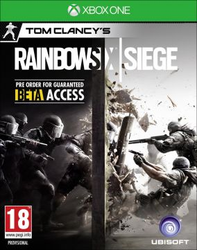 Copertina del gioco Tom Clancy's Rainbow Six Siege per Xbox One