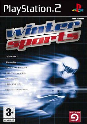 Copertina del gioco Winter Sports per PlayStation 2