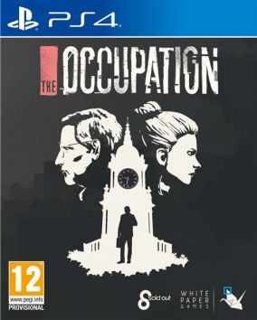 Copertina del gioco The Occupation per PlayStation 4