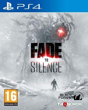 Copertina del gioco Fade to Silence per PlayStation 4