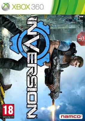 Copertina del gioco Inversion per Xbox 360