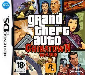 Immagine della copertina del gioco Grand Theft Auto: Chinatown Wars per Nintendo DS