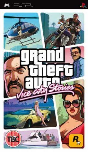 Immagine della copertina del gioco Grand Theft Auto: Vice City Stories per PlayStation PSP