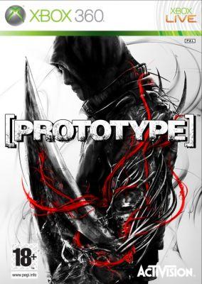 Copertina del gioco Prototype per Xbox 360