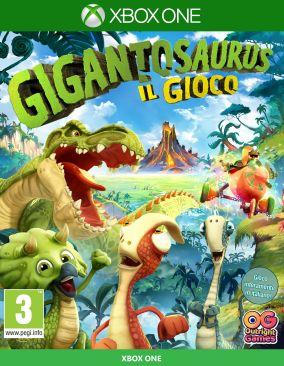 Copertina del gioco Gigantosaurus: Il Gioco per Xbox One