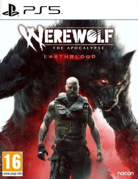 Immagine della copertina del gioco Werewolf: The Apocalypse - Earthblood per PlayStation 5