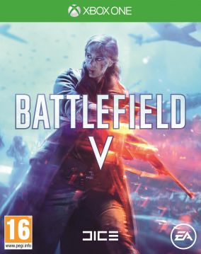 Immagine della copertina del gioco Battlefield V per Xbox One