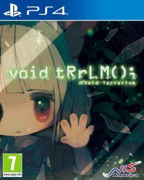 Copertina del gioco void tRrLM(); //Void Terrarium per PlayStation 4