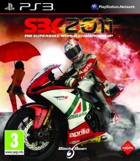 Copertina del gioco SBK 2011: Superbike World Championship per PlayStation 3