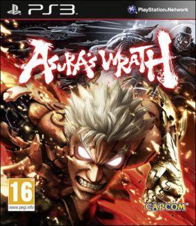 Copertina del gioco Asura's Wrath per PlayStation 3