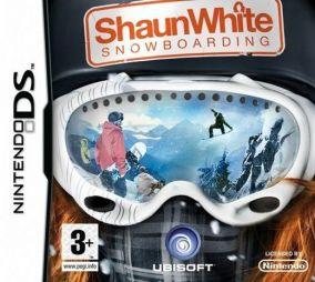 Immagine della copertina del gioco Shaun White Snowboarding per Nintendo DS