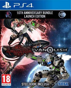 Copertina del gioco Bayonetta & Vanquish 10th Anniversary Bundle per PlayStation 4