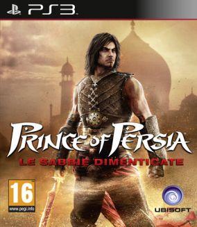 Immagine della copertina del gioco Prince of Persia Le Sabbie Dimenticate per PlayStation 3