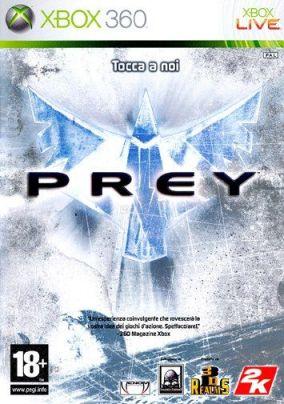 Copertina del gioco Prey per Xbox 360