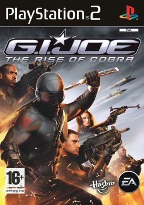 Copertina del gioco G.I. JOE per PlayStation 2