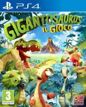 Copertina del gioco Gigantosaurus: Il Gioco per PlayStation 4