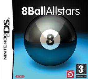 Immagine della copertina del gioco 8 Ball All Stars per Nintendo DS