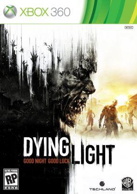 Copertina del gioco Dying Light per Xbox 360