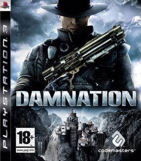 Immagine della copertina del gioco Damnation per PlayStation 3