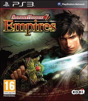 Copertina del gioco Dynasty Warriors 7 Empires per PlayStation 3