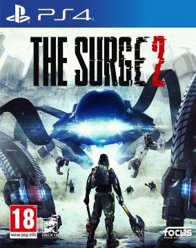Copertina del gioco The Surge 2 per PlayStation 4