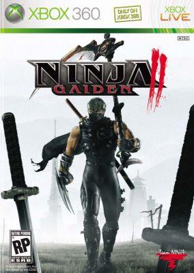 Copertina del gioco Ninja Gaiden 2 per Xbox 360