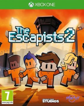 Copertina del gioco The Escapists 2 per Xbox One